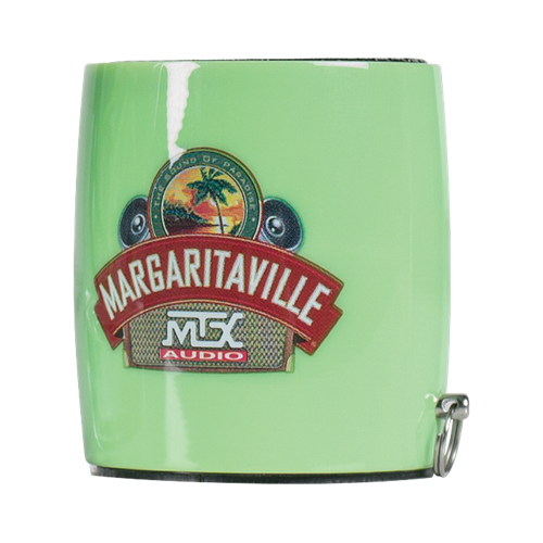 Picture of Margaritaville Audio MVASSMS1GNG Sound Shot - Green
