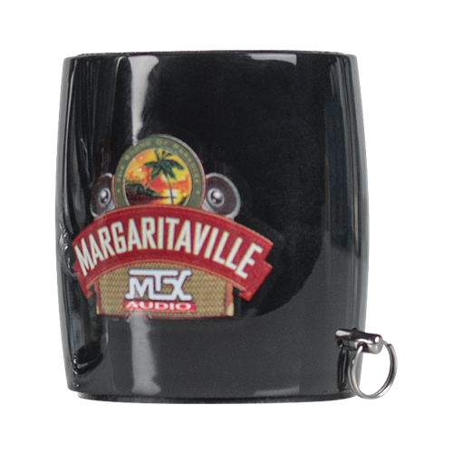 Picture of Margaritaville Audio MVASSMS1BLKNG Sound Shot - Black